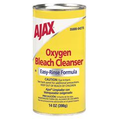CPC04275 - Ajax® Oxygen Bleach Easy-Rinse Formula Powder Cleanser