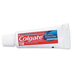 MEDEDS09782H - Colgate-PalmoliveToothpaste, Colgate, .85 Oz, Unboxed