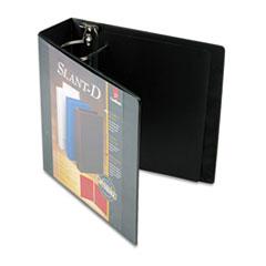 CRD10601 - Cardinal® SuperStrength™ Heavy-Duty ClearVue™ Locking Slant-D® View Binder