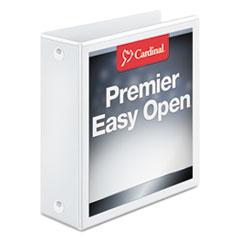 CRD11130 - Cardinal® EasyOpen® ClearVue™ Locking Round Ring View Binder