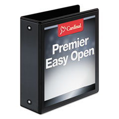 CRD11131 - Cardinal® EasyOpen® ClearVue™ Locking Round Ring View Binder