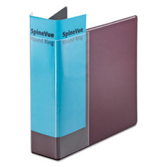 CRD16958 - Cardinal® SpineVue® Locking Round Ring View Binder