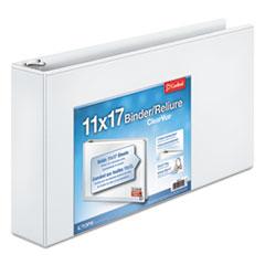 CRD22142 - Cardinal® ClearVue™ Tabloid Slant-D® Ring Binder