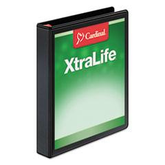 CRD26301 - Cardinal® XtraLife® Non-stick ClearVue™ Locking Slant-D® Ring View Binder