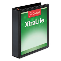 CRD26311 - Cardinal® XtraLife® Non-stick ClearVue™ Locking Slant-D® Ring View Binder