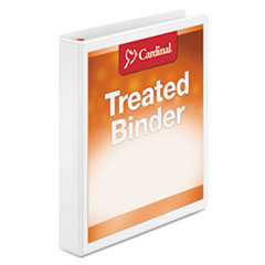 CRD32100 - Cardinal® Antimicrobial ClearVue™ Locking Slant-D® Ring Binder