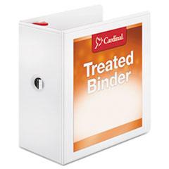 CRD32150 - Cardinal® Antimicrobial ClearVue™ Locking Slant-D® Ring Binder