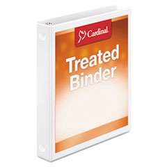 CRD32200 - Cardinal® Antimicrobial ClearVue™ Locking Round Ring Binder