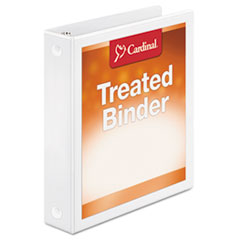 CRD32215 - Cardinal® Antimicrobial ClearVue™ Locking Round Ring Binder