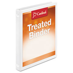 CRD32250 - Cardinal® Antimicrobial ClearVue™ Locking Round Ring Binder