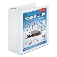 CRD49140 - Cardinal® ExpressLoad™ ClearVue™ Locking D-Ring Binder