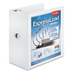 CRD49150 - Cardinal® ExpressLoad™ ClearVue™ Locking D-Ring Binder