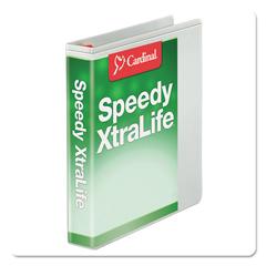 CRD59100 - Cardinal® Speedy XtraLife® Non-Stick Locking Slant-D® Ring Binder