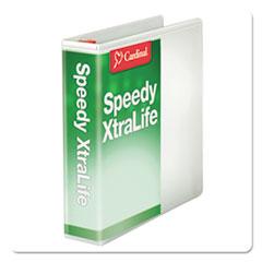 CRD59120 - Cardinal® Speedy XtraLife® Non-Stick Locking Slant-D® Ring Binder