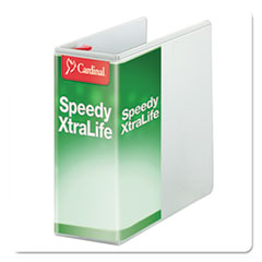 CRD59150 - Cardinal® Speedy XtraLife® Non-Stick Locking Slant-D® Ring Binder