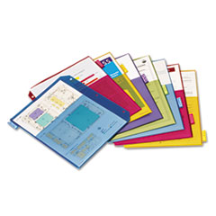 CRD84004 - Cardinal® Poly Index Dividers for Ring Binders