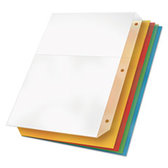 CRD84007 - Cardinal® Poly Ring Binder Pockets