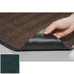 CRMCN0035CH - Crown MatsChevron™ Wiper/Scraper Mat with Vinyl Backing