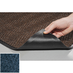 CRMCN0046SB - Crown MatsChevron™ Wiper/Scraper Mat with Vinyl Backing
