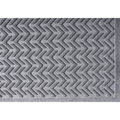 CRMECR035GT - Crown Mats - EcoPlus™ Rubber Border Wiper/Scraper Mat