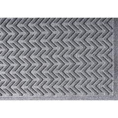 CRMECR046GT - Crown Mats - EcoPlus™ Rubber Border Wiper/Scraper Mat