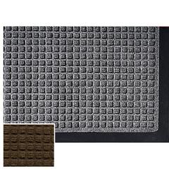 CRMSSR046DB - Crown MatsSuper-Soaker™ Rubber Edging Wiper/Scraper Mat
