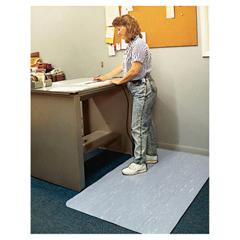 CROCU3660SFGR - Cushion-Step  Rubber Surface Mat