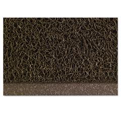 CRODEMB35BRO - Spaghetti Vinyl Loop Scraper Mat