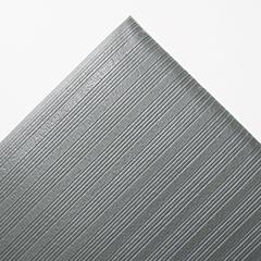 CROFL3660 GRA - Ribbed Vinyl Anti-fatigue Mat