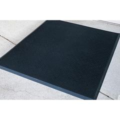 CROFTS672BLA - Finger-Tip® Indoor/Outdoor Scraper Mat