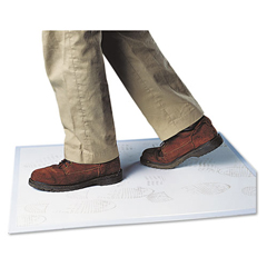 CROWC3125SGRA - Walk-N-Clean Dirt Grabber Mat