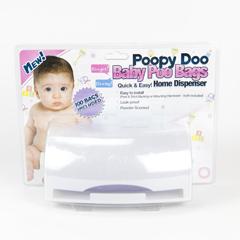 CRPRPD-Baby Disp - Crown Products - Poopy Doo Baby Poo Dispenser Combo