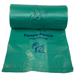 CRPSD-10-200 - Crown ProductsReplacement Bags For Small Poopy Pouch Dog Dispenser