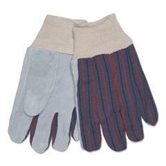 CRW1040 - MCR™ Safety 1040 Leather Palm Glove