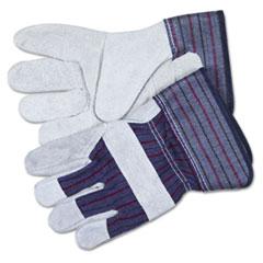 CRW12010L - Memphis™ Mens Split Leather Palm Gloves