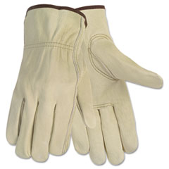 CRW3215L - Memphis™ Economy Leather Drivers Gloves