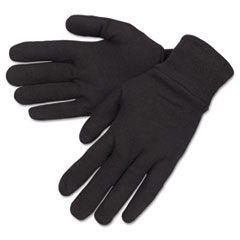 CRW7100D - Memphis™ Mens Brown Jersey Gloves