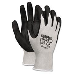 CRW9673L - Memphis™ Economy Foam Nitrile Gloves