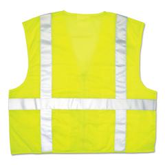 CRWCL2LCL - MCR™ Safety Garments® Luminator Safety Vest