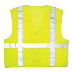 CRWCL2LCX3 - River City™ Garments® Luminator Safety Vest