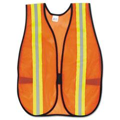 CRWV201R - MCR™ Safety One Size Reflective Safety Vest