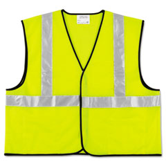 CRWVCL2SLL - MCR™ Safety Luminator™ Class 2 Safety Vest
