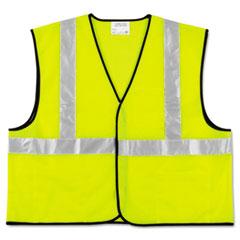 CRWVCL2SLXL2 - MCR™ Safety Luminator™ Class 2 Safety Vest