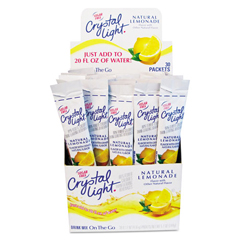 CRY79600 - Crystal Light® Flavored Drink Mix