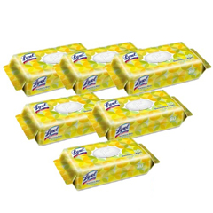 CS199716CT - Lysol® Disinfecting Wipes- Lemon and Lime Blossom