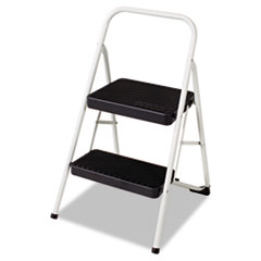 CSC11135CLGG1 - Cosco® Two-Step Folding Step Stool