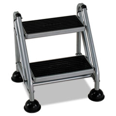 CSC11824GGB1 - Cosco® Rolling Commercial Step Stool