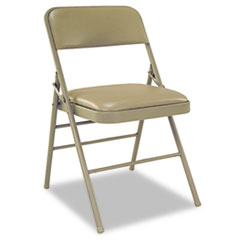 CSC60883TAP4 - Bridgeport™ Deluxe Vinyl Padded Series Folding Chair