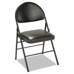 CSC60973BLK4 - Bridgeport™ XL Folding Chairs