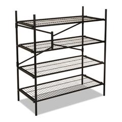 CSC66714BLK1E - Cosco® Instant Storage Shelving Unit